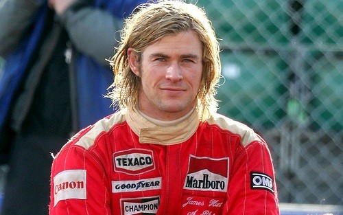 New Images: Chris Hemsworth Takes On Lead Role In Rush