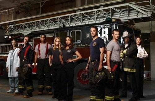 Chicago Fire Gains An American Beauty