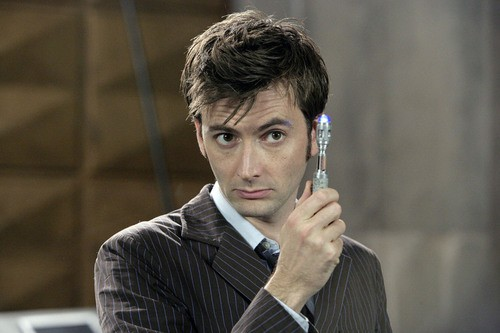 David Tennant Opens Up About Working With Matt Smith
