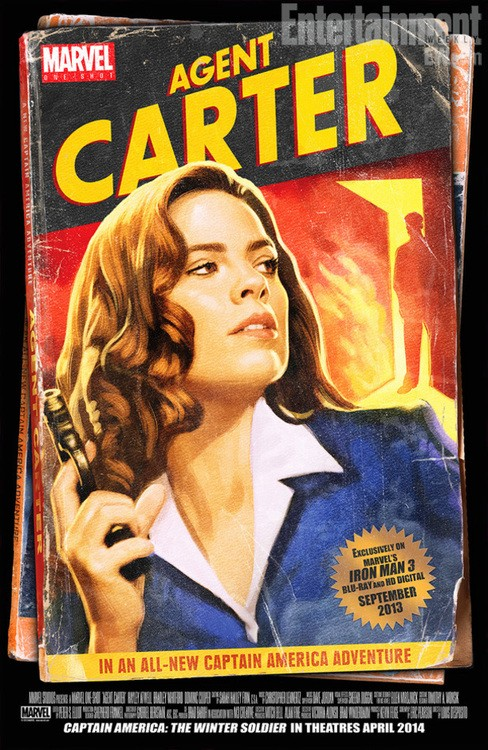 She's Back: Marvel One-Shot Agent Carter Releases New Clip
