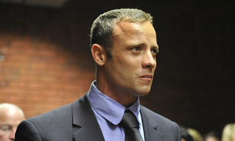 Olympian Oscar Pistorius Indicted In Murder Of Model Girlfriend