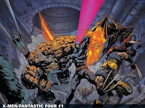 Fantastic Four Reboot To Be In The Same Universe As X-Men Movies?