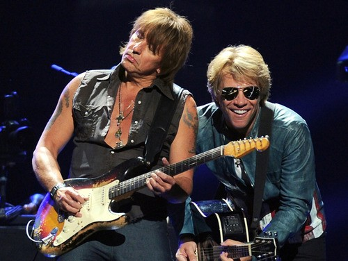 Bon Jovi's Richie Sambora Fired From Because We Can Tour