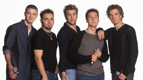 Check It Out: Our Pop 5 *NSYNC Magazine Covers