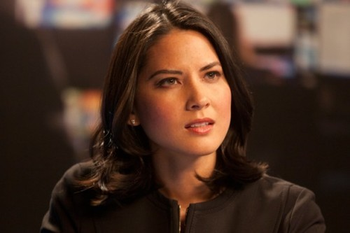 Olivia Munn To Star In Mortdecai With Johnny Depp?