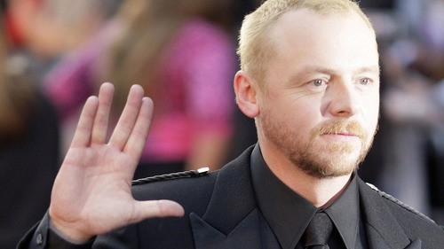 Simon Pegg Has A Message For Star Trek: Into Darkness Haters