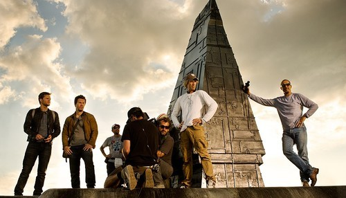 Michael Bay Releases First On Set Photo For Transformers 4