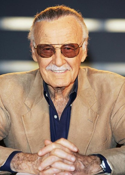 Is Stan Lee On The Hunt For The Next Comic Book Writing Legend?