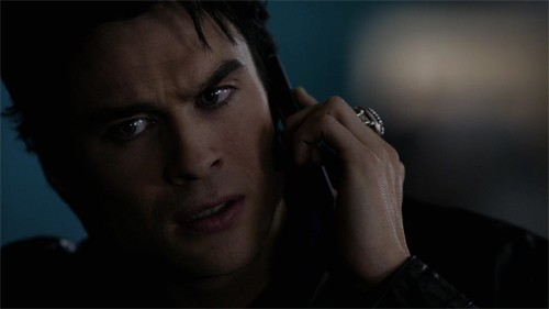 Playing Damon Helps Ian Somerhalder Deal With His Pain