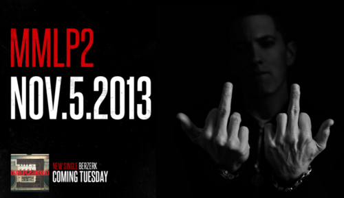 Eminem Previews New Album MMLP2 During VMAs
