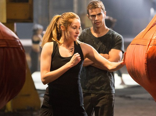 See Intense New Divergent Trailer Featuring Kate Winslet