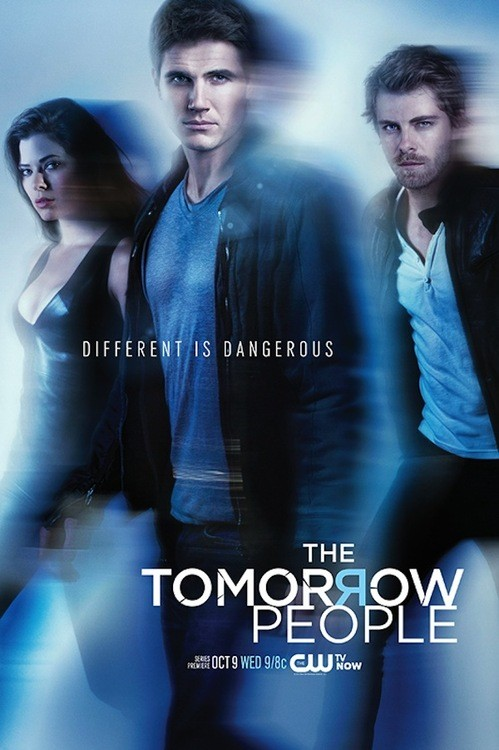 New Spoiler Video for The CW's The Tomorrow People