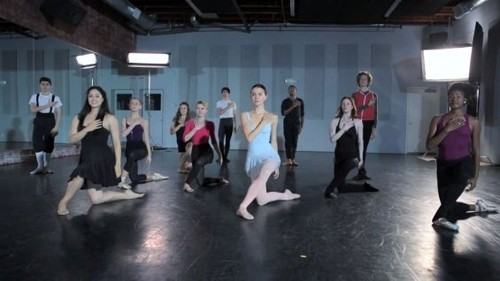 Bunheads Say Farewell With A Dance