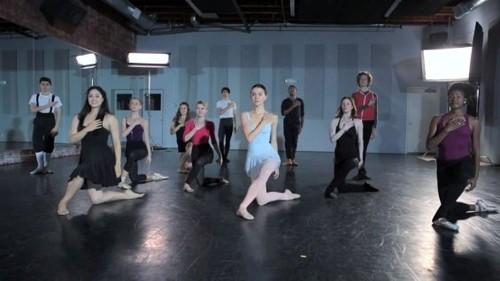 Bunheads Say Farewell With A Dance
