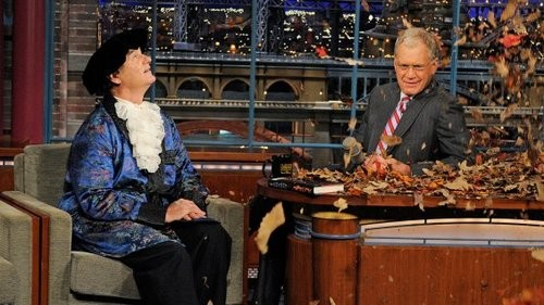 Bill Murray to Return to The Late Show for 20th Anniversary