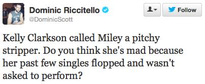 The Backlash Against Kelly Clarkson's