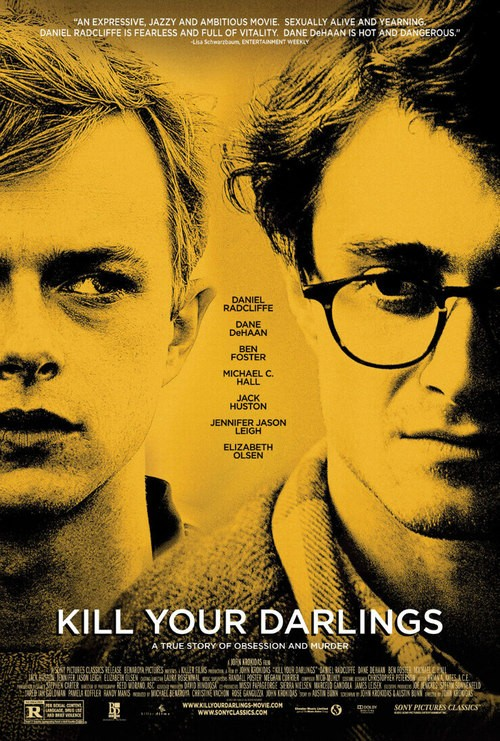 New Kill Your Darlings Poster Features Daniel Radcliffe, Dane DeHaan
