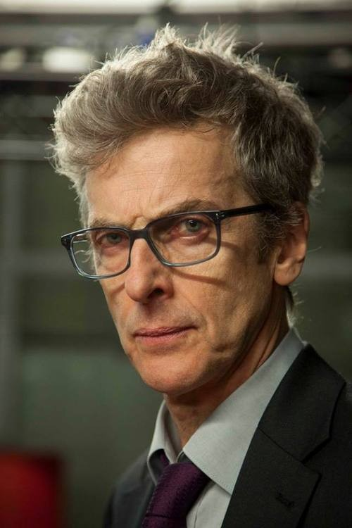 Doctor Who Writer Defends Peter Capaldi Against Teen Haters