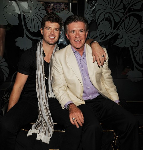 In The Thick Of It: Robin Thicke's Parents Talk About That VMA Number