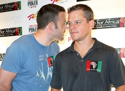 Matt Damon Is Not Playing Robin To Ben Affleck's Batman