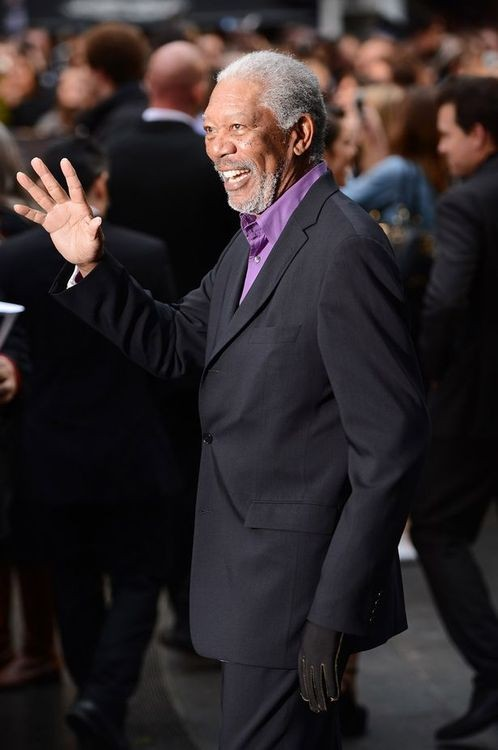 Morgan Freeman And Others Offer Support On Batman Casting