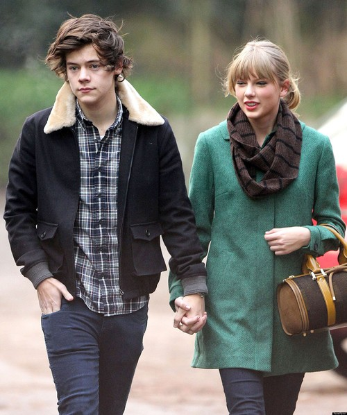 Harry Styles Tells Off Ex-Girlfriend Taylor Swift