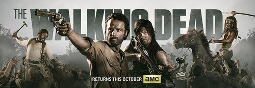 The Walking Dead Teases Fans With New Season 4 Preview