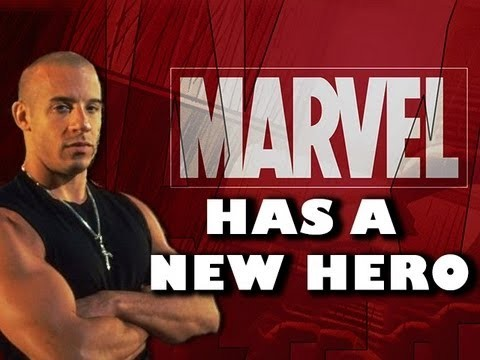 Vin Diesel's Big Marvel Announcement Not Originally For Groot Role