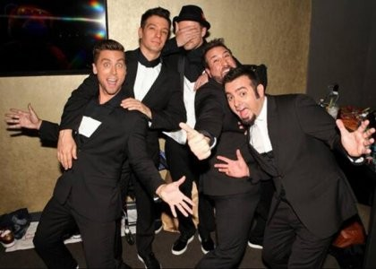 *NSYNC's Chris Kirkpatrick Praise For One Direction's
