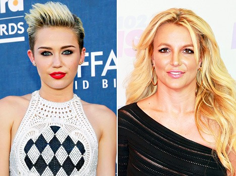 Confirmed: Miley Cyrus and Britney Spears 'Bangerz' Collaboration