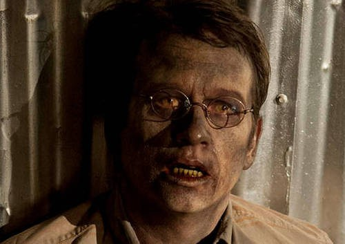 Dallas Roberts Speaks On His Walking Dead Character