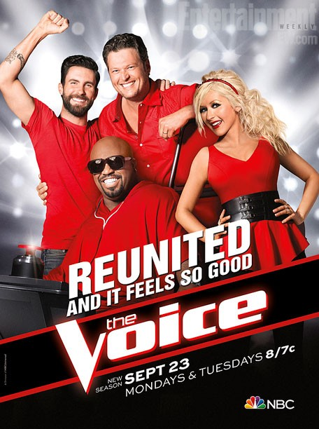 The Voice Originals Reunite!
