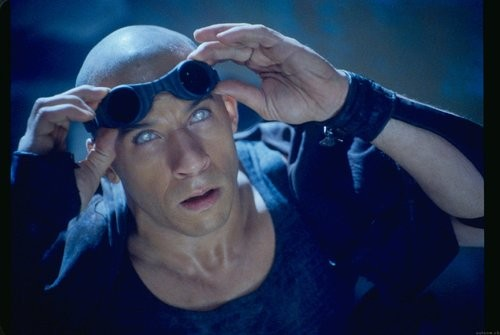 Vin Diesel Nearly Homeless Because of Riddick