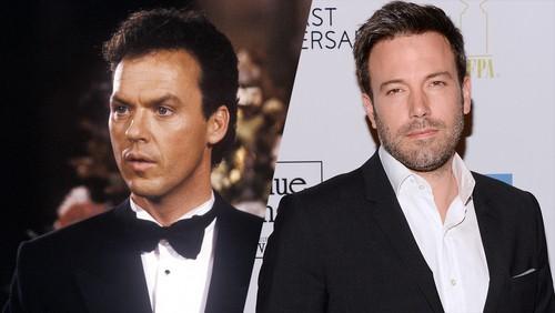 Michael Keaton Gives Affleck Batman Approval