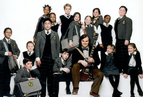 Jack Black And The Kids Of School Of Rock's Ten-Year Reunion