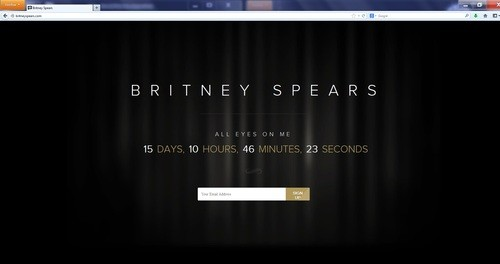 Britney Spears Teases More Top Secret Happenings