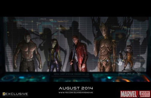 Guardians of the Galaxy Is Not Attempting To Be Marvel's Star Wars