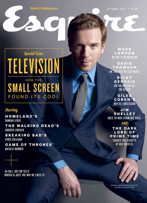 Damian Lewis Thinks Playing James Bond Would be 'Wonderful'