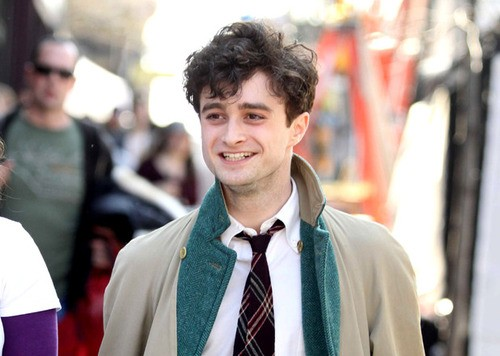 Daniel Radcliffe Fan Stampede At Venice Film Festival