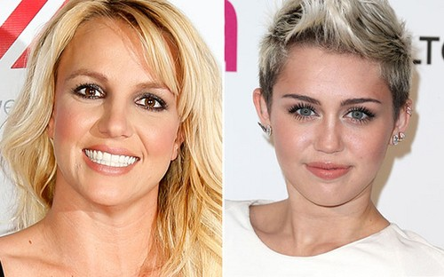 Britney and Miley Collaboration to be