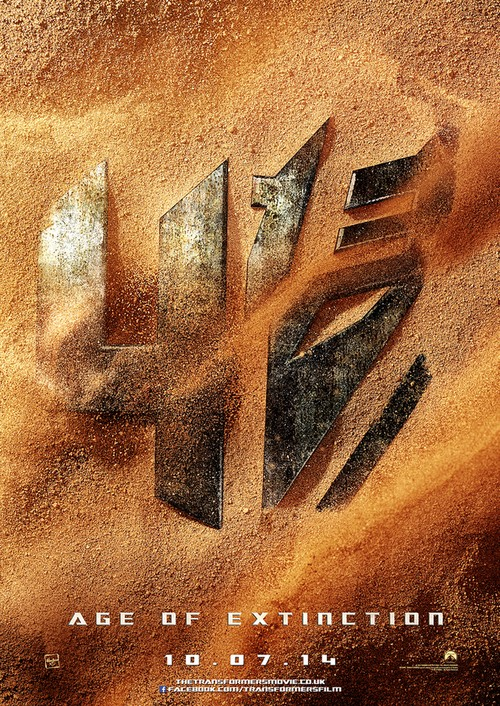 Transformers 4 To Be Age Of Extinction