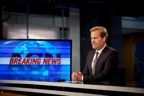 The Newsroom To Go On Air For Season 3