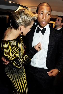 British Singer Rita Ora Wants To Work With Pharrell Williams