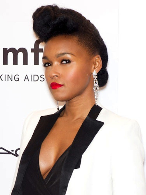 The Electric Lady Janelle Monae Will Light Up New York Fashion Week