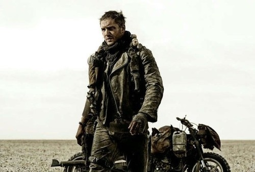 First Look: Tom Hardy In Mad Max: Fury Road