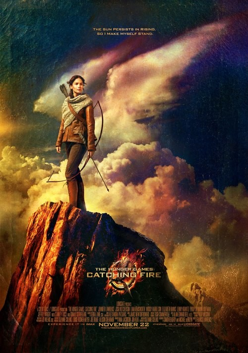 Advanced Tickets For Catching Fire To Go On Sale October 1
