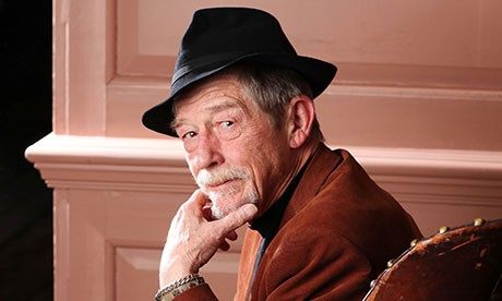 Loonies Or Lovely? John Hurt Shares His Thoughts On Whovian Fandom