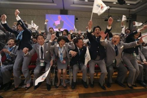 Tokyo Win Bid To Host 2020 Summer Olympics