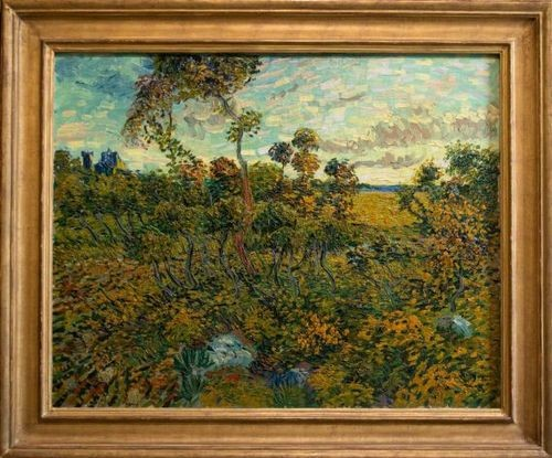 Van Gogh Museum Show Previously Hidden Van Gogh Masterpiece