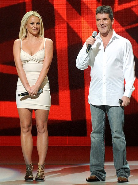 Simon Cowell Reflects on Britney Spears' X-Factor Run